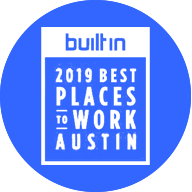 Built In Austin 2019 best places to work