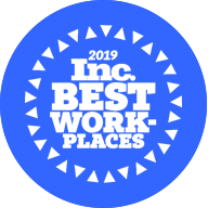 2019 Inc Best Workplaces